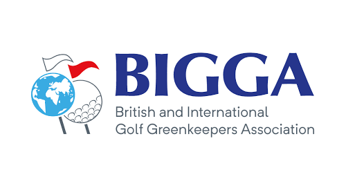 British and international golf green keepers association logo