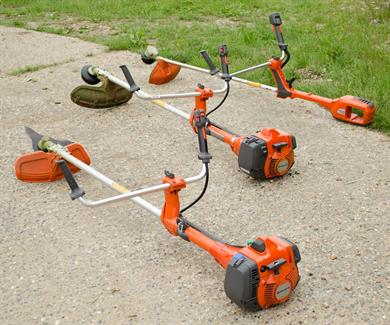 Line Of Brushcutter Trimmers