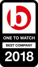 One To Watch - Best Company 2018